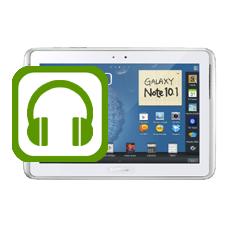 Samsung Galaxy Note 10.1 Headphone Jack Socket Replacement (GT-N8000, GT-N8010, GT-N8020)