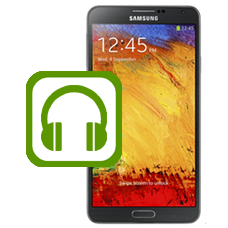 Galaxy Note 3 Headphone Jack Repair