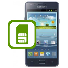 Galaxy S2 SIM and SD Card Reader Repair