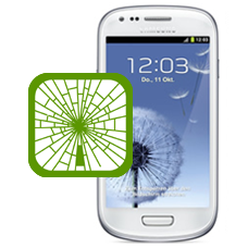 Samsung Galaxy S3 Mini GT-I8190 Screen Repair
