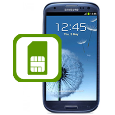 Galaxy S3 SIM and SD Card Reader Replacement