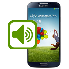 Galaxy S4 Loud Speaker Repair