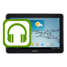 Samsung Galaxy Tab 2 10.1 Headphone Jack Replacement (GT-P5110, GT-P5100)