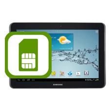 Samsung Galaxy Tab 2 10.1 SIM Reader Repair
