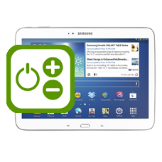 Samsung Galaxy Tab 3 10.1 Volume and Power Buttons Repair