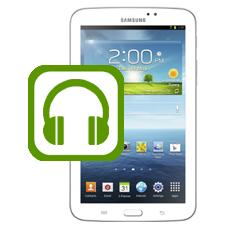Samsung Galaxy Tab 3 7.0 Headphone Jack Socket Replacement