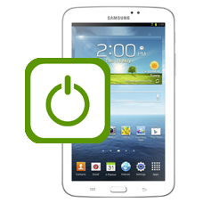 Samsung Galaxy Tab 3 7.0 Power Button Repair