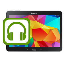 Samsung Galaxy Tab 4 10.1 Headphone Jack Socket Replacement
