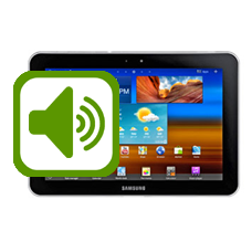 Galaxy Tab 8.9 Loud Speaker Replacement
