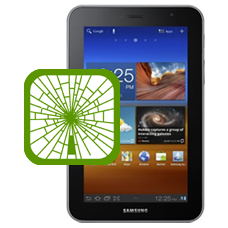 Samsung Galaxy Tab 7.0 Plus Complete Screen Replacement