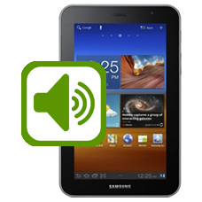 Galaxy Tab 7 Plus Loudspeaker Replacement