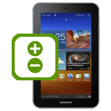 Samsung Galaxy Tab 7 Plus Volume Buttons Repair