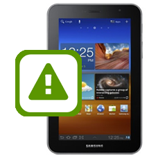 Samsung Galaxy Tab Firmware Recovery (GT-P1000 GT-P1010)