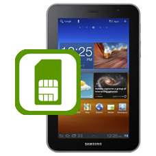 Galaxy Tab 7 inch SIM Socket / SIM Reader Repair
