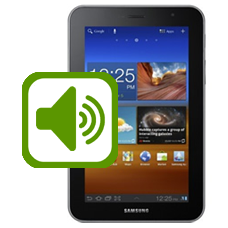 Galaxy Tab 7 Loudspeaker Replacement