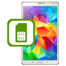 Samsung Galaxy Tab S 8.4 SIM Socket Repair