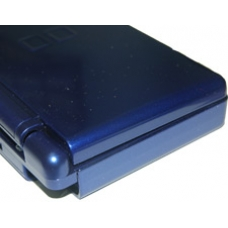Nintendo DS Lite Metallic Blue Casing Replacement