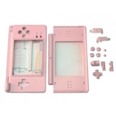 Pink Replacement Case for the Nintendo DS Lite