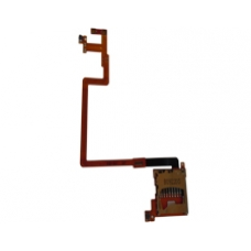Nintendo DSi SD Card Socket W/Flex Cable L&R Shoulder Buttons