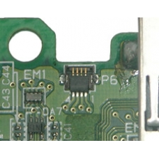 Nintendo DS Lite Touchscreen Connector Repair