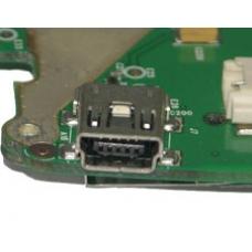 Navman F20 Socket Repair (Mini USB)