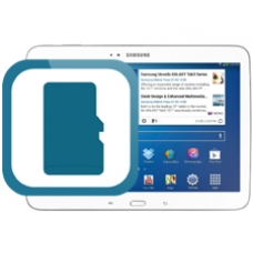 Samsung Galaxy Tab 3 10.1 Micro SD Card Slot Replacement