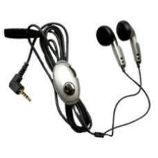 2.5mm Stereo Earbud Style Headset Headphones (hw6510 / hw6515)