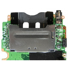 iPAQ SD / CF Socket Replacement (hx2000 Series)