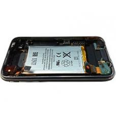 Apple 3G iPhone Black Rear Case (16GB)