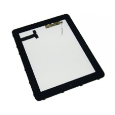 iPad 1st Generation 3G Touch Screen Front Panel Glass Digitizer Frame Assembly