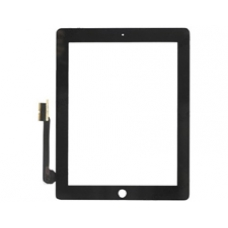 Touch Screen Replacement Digitizer for iPad 3rd Generation Black