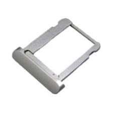 iPad 3 Silver Micro SIM Card Tray Holder Bracket