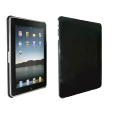 Apple iPad Gloss Black Hard Shell Case
