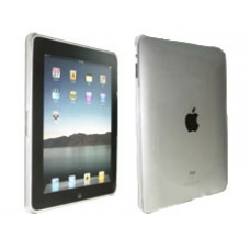 Apple iPad Clear Naked Hard Shell Case