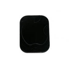 Apple iPad Rear Case Black Logo
