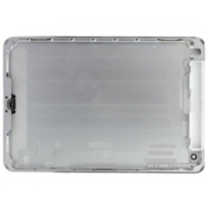 iPad Mini White Silver Rear Back Cover Housing WiFi 4G Original
