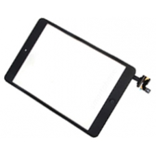 iPad Mini Touch Screen Black with IC Chip and Home Button