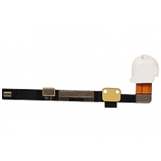 iPad Mini Headphone Handsfree Jack Socket Audio Flex Cable Ribbon 3.5mm (White)