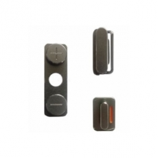 iPhone 4S Complete Metal Button Set