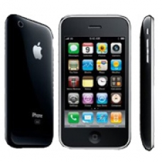 Refurbished Black Apple iPhone 3GS 8GB On EE, Orange and T-Mobile
