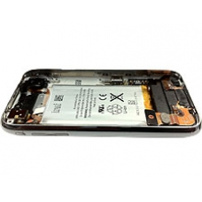 iPhone 3GS 16GB White Complete Rear Case Assembly