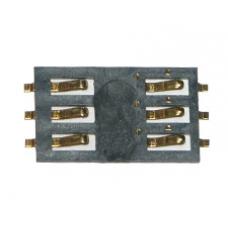 iPhone 3GS SIM Contact Reader Pins