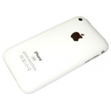iPhone 3GS White Rear Case and Chrome Bezel 16GB