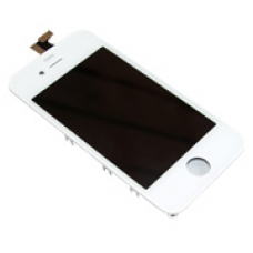 iPhone 4 Complete Screen and Frame Assembly (White)
