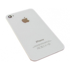 Genuine Apple iPhone 4 Glass Rear Case & Mounting Frame (White)