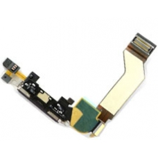 iPhone 4S Dock Connector Charging Port Flex Cable 821-1093-A (Black)