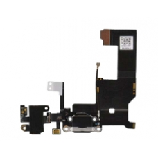 iPhone 5 USB Data Charger Dock Port Ribbon Flex Cable Black