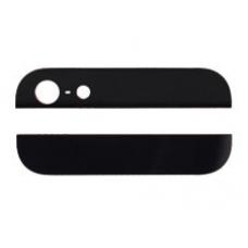 Apple iPhone 5 Rear Glass Panel Plates Black