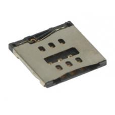 iPhone 5 SIM Card Slot Socket Holder