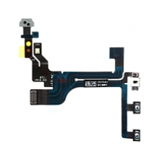 iPhone 5c Power and Volume Flex Cable With Switches